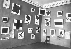 In Search of 0,10  The Last Futurist Exhibition of Painting (Museum Gallery) Tags: switzerland basel futurist fondationbeyeler kasimirmalevich ivanpuni nadezhdaudaltsova mariavasilyev