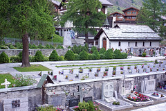 Switzerland-02292 - Graveyard