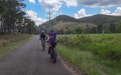 Rossmore Road (Neil Ennis) Tags: road cycling mtb rossmore bnt kilkivan bicentennialnationaltrail