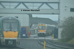 3004 in Drogheda, 28/11/15 (hurricanemk1c) Tags: irish train rail railway trains railways caf irishrail 3004 drogheda nir 2015 iarnród éireann northernirelandrailways iarnródéireann class3000 c3k