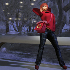 A Winters Tale (PoseSL.com & AdoredSL.com 's Anna Rain) Tags: ama luma mavie maitreya tuttifruiti catwa elikatira veechi
