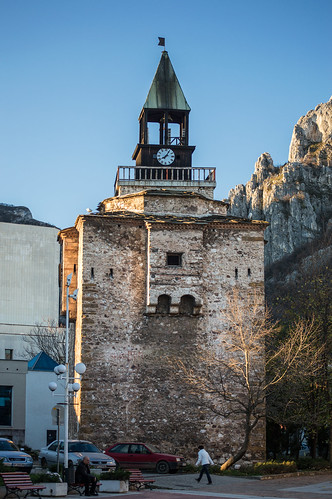 The Tower of the Meshtchii, Vratsa, Bulgaria