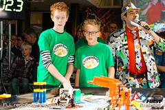 TVp-03616 (STEAMup & FIRST Brabant) Tags: firstbrabant first fllregiofinale tilburg fontys jrfllexpo kinderen robotica robots wedstrijd thomasvugsphotography steamup steamupeu