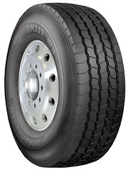 Roadmaster - RM332 WB 385:65R22.5JPG (TruckPR) Tags: roadmaster rm rm332 rm332wb widebase steer allposition tire mixedserviceapplications cementmixers dumptrucks supersingles steertire loadrangel