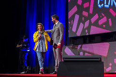 Gabriel Caldern and Iara Bouhid - TEDx Host / Community Manager - Montevideo 2016 (Alvimann) Tags: alvimann woman women mujer mujeres man men hombre hombres host actor acting actuar anfitrion gabrielcaldern iarabouhid gabriel caldern iara bouhid canon canoneos550d canon550d canoneos montevideo montevideouruguay tedxmontevideo tedxmontevideo2016 tedx 2016 unacharlainfinita una charla infinita