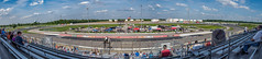 Lucas Oil Raceway, Indianapolis (Anthony's Olympus Adventures) Tags: indianapolis indiana america in usa racetrack track circuit oval shorttrack racing ovaltrack usac carbday carbdayclassic lor lucasoilraceway indianapolisracewaypark shorttrackracing facility motorsport 100thindy500 travel raw panorama olympusem10