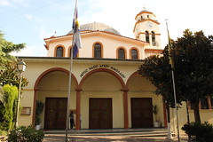 St. Nicholas Church, Kavala (Nikolay Lozanov) Tags: kavala church outdoor architecture building city history greece macedonia makedonia