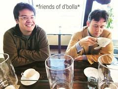 "April 2013. We're bringing ""friends of d'bolla"" back. Tag yourself.  Tag a friend. Tag your neighbors! (caffe d'bolla) Tags: instagramapp square squareformat iphoneography uploaded:by=instagram perpetua caffedbolla saltlakecity coffeeshop coffeeroaster coffeebeans singleorigin siphoncoffee coffee espresso latte latteart macchiato cappuccino cortado bubbletea americano baking smallbusiness familybusiness travel trip utah"