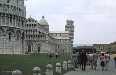 Pisa - Battistero, Duomo e Torre Pendente (Fontaines de Rome) Tags: pisa pise battistero duomo torrependente torre pendente cattedraledisantamariaassunta cattedrale santa maria assunta campanile