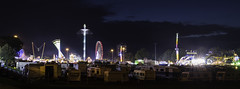 Nottinghams Famous Goose fair. (Paul.Pics.) Tags: night october lights rides outside people cars attraction traders history nottingham goose fair nikon d810 nikon1835 twilight forest