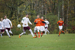 IMG_3785eFB (Kiwibrit - *Michelle*) Tags: soccer varsity boys high school game team monmouth mustangs nya north yarmouth academy maine 102916