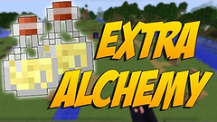 Extra Alchemy Mod 1.10.2 (Teen Thng Tn) Tags: minecraft game 3d
