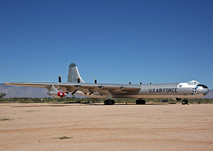 22827 Convair B-36J Peacemaker US Air Force (Keith B Pics) Tags: 5222827 convair b36 consolidated davismonthan pimaairmuseum tucson fortworth kb museum
