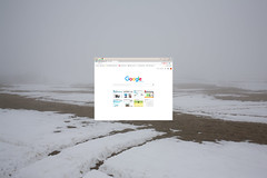 IMG_9895-Edit (apple2apple) Tags: emptyspace googlechrome winter snow collage fog
