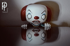 Pennywise The Clown (It) (-Patt-) Tags: toys collection juguetes figurasdeaccin actionfigures funko funkopop pop terror horror horrormovies badboys pennywisetheclown it payaso clown timcurry stephenking