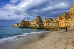 Praia da Marinha 831 (_Rjc9666_) Tags: algarve beach clouds coastline colors landscape nikond5100 portugal praia praiadamarinha sea seascape sky tokina1224dx2 weather hdr ruijorge9666 1574 831