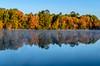 Autumn reflection (gdajewski) Tags: nikond7000 nikkor1855f3556gdxvr autumn reflection gdajewski dajewski albanyny kitlens