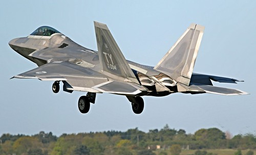 05-4094/TY  F-22A RAPTOR 43FS  USAF