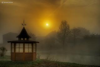 Sunrise in Schollenreuth