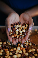 _B8A2753 (Chantelle D'mello) Tags: food foodie photography peppers red green yellow copper sauces dips hummus chickpeas leaves lime garlic onion whisk butter roux blueberries dates coconut sugar flakes cashew nuts hazelnuts almonds cooking fire cook trinidad trinidadandtobago zucchini zoodles pasta mushrooms tomatoes tahini