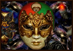 Coreoleans The Begin - The Legend Of Acthemys (Daniel Arrhakis) Tags: thelegendofacthemys acthemys krudhyn kingdomofkrudhyn coreoleans mysticsurrealism mystery masks