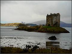 Stalker Castle (juzzie_snaps) Tags: castle