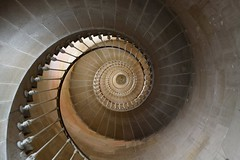 Phares des Baleines (Lighthouse of the Whales) (Edward Newman Photography) Tags: phare lighthouse stairs ile de re geometric geometry