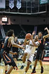 MBasketball-vs-Oregon State, 12/3, Chris Crews, DSC_9202 (Niner Times) Tags: 49ers basketball beavers cusa charlotte d1 mens ncaa oregon pac12 state unc uncc ninermedia