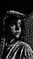 (M. Garre) Tags: irene retrato portrait blancoynegro blackandwhite