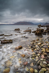 Elgol (Christopher Combe Photography) Tags: elgol skye scotland rocks stones autumn nikon d750