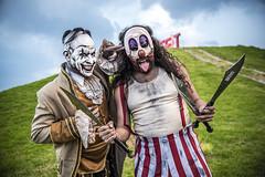 Creepy Clowns (Bravo Fotografia) Tags: clow clowns payaso payasos creep creepy halloween dademuertos