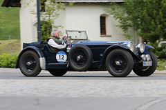 Invicta Tourer S-Type (1932) (Roger Wasley) Tags: invicta tourer stype 1932 arlberg classic car rally 2016 lech austria alps austrian alpine