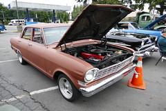 1964 Chevy Nova (bballchico) Tags: 1964 chevrolet nova hailyreid ratbastardscarshow carshow 1960s 206 washingtonstate