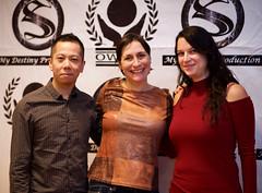 George Meris Photography - Open World Toronto Film Festival 2016