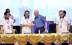 Majlis perhimpunan Agung Tahunan MCA Ke-63.Dewan San Choon,Wisma MCA.13/11/16 (Najib Razak) Tags: majlis perhimpunan agung tahunan mca ke 63 dewan san choon wisma