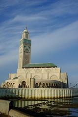 Seaside Mosque (ranok) Tags: casablanca morocco mosque hassan ii