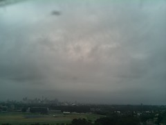 Sydney 2016 Dec 06 13:43 (ccrc_weather) Tags: ccrcweather weatherstation aws unsw kensington sydney australia automatic outdoor sky 2016 dec afternoon