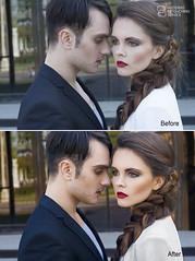 http://wedding-retouching.com/ (Weddingretouching) Tags: girl man wedding art dijital photoretouching photoshop