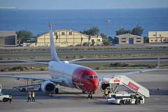 LN-DYG Las Palmas Gran Canaria Airport (eu06pkp) Tags: lndyg