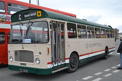 Southern Vectis 863 TDL563K (Will Swain) Tags: newport quay isle wight buses beers walks weekend 14th october 2016 island south southern heritage preserved bus transport travel uk britain vehicle vehicles county country england english vectis 863 tdl563k