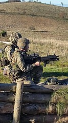 pte steele edinb (6 SCOTS Reserve) Tags: royal regiment scotland british army infantry galashiels edinburgh dumfries training weapons grenades soldiers reserve