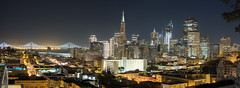 Home (Foodo Dood) Tags: fujifilm xt1 35mm northbeach russianhill secret sf skyline transamericabuilding salesforcebuilding baybridge pingyuen panorama tripod