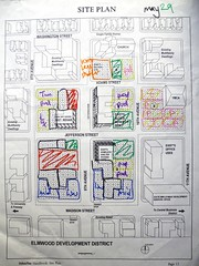 site plan exercise (citymaus) Tags: city planning urbanplanning urban highschool classwork berkeley high school ap econ economics zoning site plan development