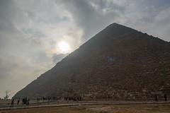 Gizah, Egypt (stefan_fotos) Tags: afrika architektur gegenlicht gizeh kairo licht pyramide qf urlaub hq ägypten egypt africa cairo pyramid ancient