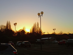 2016_11_280006 (Gwydion M. Williams) Tags: sunset coventry britain greatbritain uk england warwickshire westmidlands