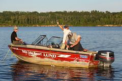 Thumbs Up! (Rob Kunz) Tags: lake water recreation kunz sportsrecreation