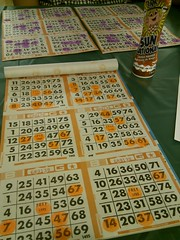 Bingo! (Photographing Travis) Tags: bingo card game charity numbers southbay sanjose 2010