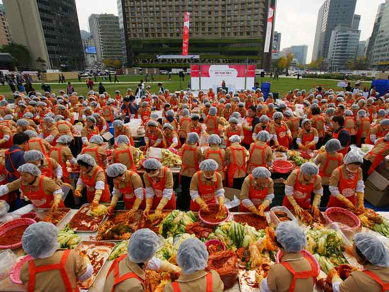 lễ hội Kim chi