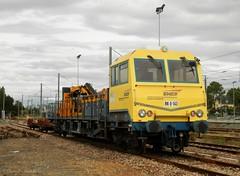 Draisine DU-94 (- Oliver -) Tags: train infra sncf draisine catenaire du94