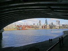 Blackfriars Bridge London (rogerpage_mx) Tags: london riverthames famousbridges